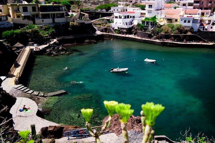 """""""Tamaduste"""" at El Hierro, Canary Islands"""