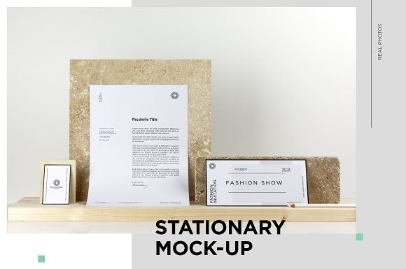 Stationary Mockup / Real Photo Scens by DIGITAL INFUSION on @creativemarket