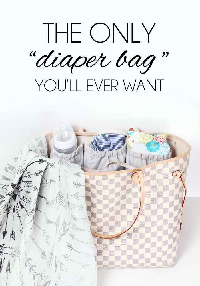 ToteSavvy organizes any large tote and transforms it into a diaper bag. Simply pick your favorite tote, add ToteSavvy, fill the pockets with your diaper bag essentials, and go! Learn more at www.lifeinplaycompany.com.
