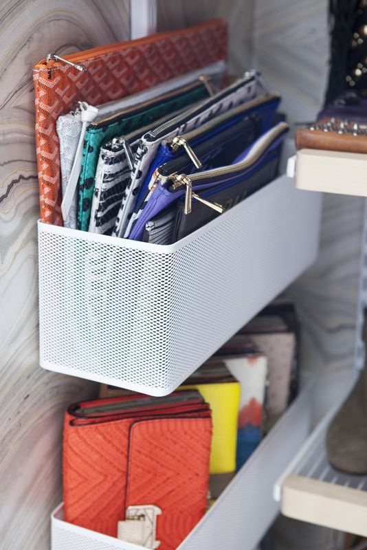 Handbag Storage Solutions For Small Spaces | Poor Little It Girl