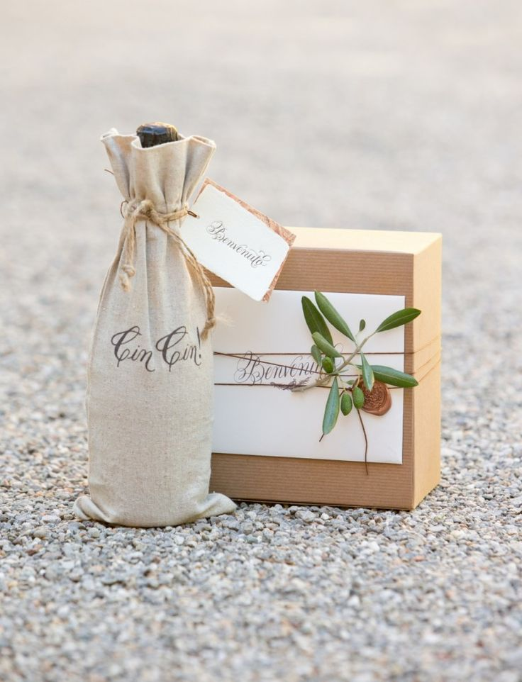 Destination Wedding Welcome Gift Lisa Vorce CO Lake Como Italy ...