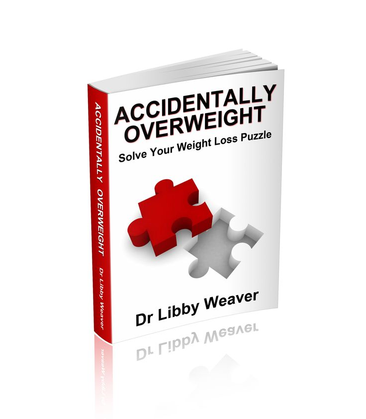 Accidentally Overweight - Dr Libby Weaver