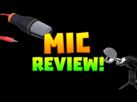 Reviewing Tonor Microphones! (Plus Giveaway!) - YouTube