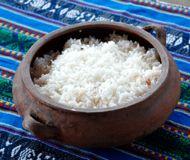 Arroz Blanco - Basic South American-Style White Rice w/ Garlic   SouthAmericanFood.About.com