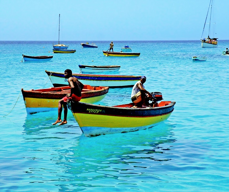 Sal, Cabo Verde (Africa). It would be so amazing if I came to visit Cabo Verde this fall/winter after my exams!!!