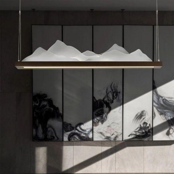 Ceiling Pendant Lights, Chandelier Hanging Mountain