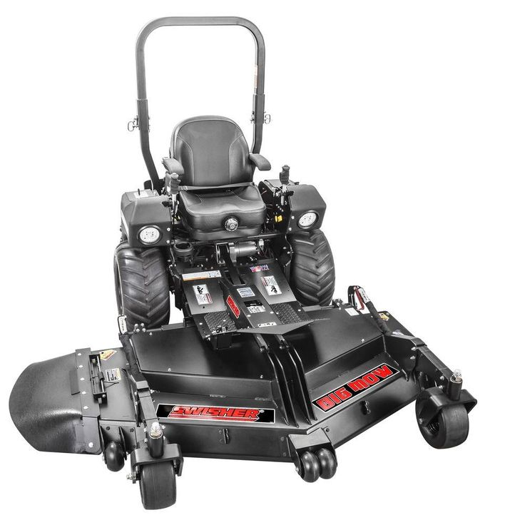 Big Mow 66 in. 28 HP Briggs & Stratton Commercial Pro Front Mount Zero-Turn Riding Mower
