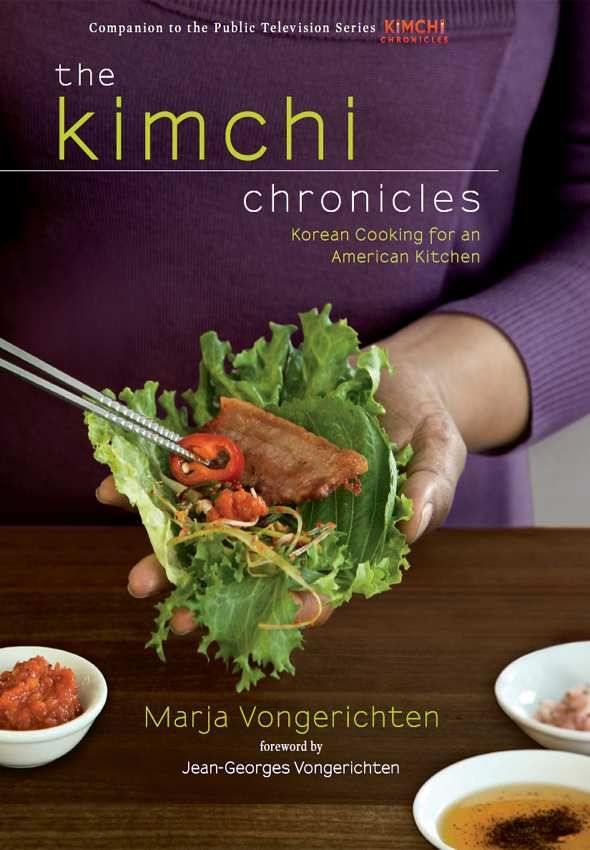 101 best ka books iii nonfiction images on pinterest non fiction the kimchi chronicles korean cooking for an american kitchen a book by marja vongerichten forumfinder Images