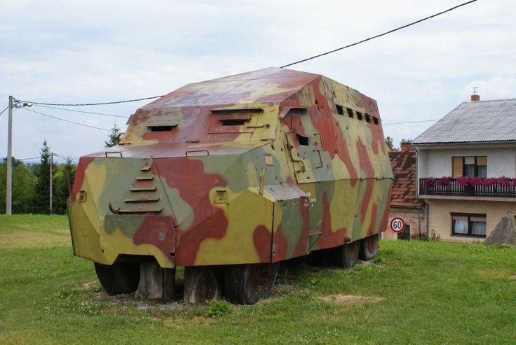 Croatian War Museum, Karlovac - www.acig.org