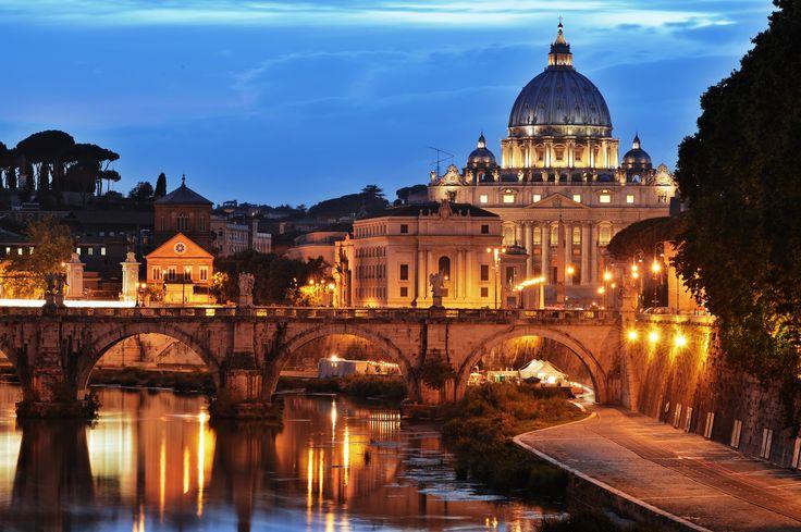 Saint Peter's basilica, Rome by Angelo Ferraris on 500px
