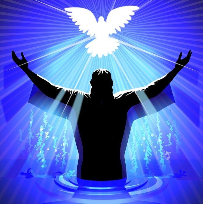 Взбодрись, картинки с святым духом