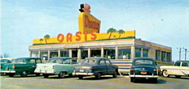 Oasis Diner, Plainfield Diner, National Road Diner, US 40 Diner