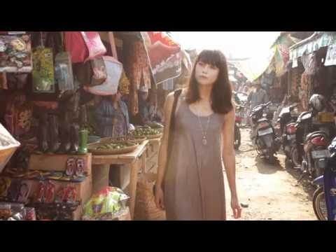 Travelling  Mariana @ Candi Cangkuang Garut