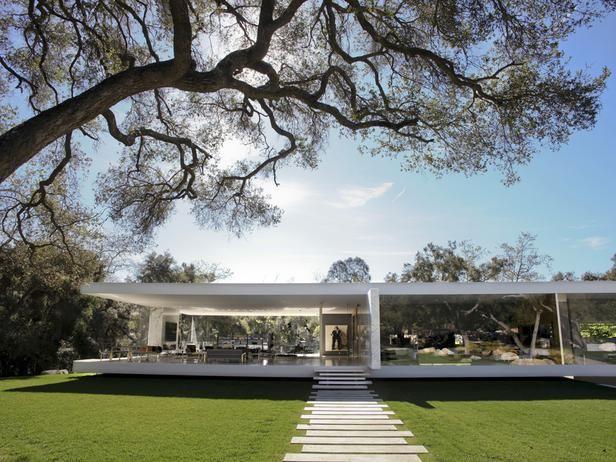 Million Dollar Rooms: Glass Pavilion Home