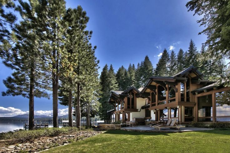 The 2013 median for waterfront homes in this area was $4.7 million, according to a Tahoe Luxury Properties report.
