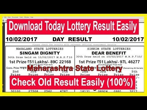How To Download Maharashtra State Lottery Today Result & Old Result - Maharashtra State Lottery - (More info on: https://1-W-W.COM/lottery/how-to-download-maharashtra-state-lottery-today-result-old-result-maharashtra-state-lottery/)