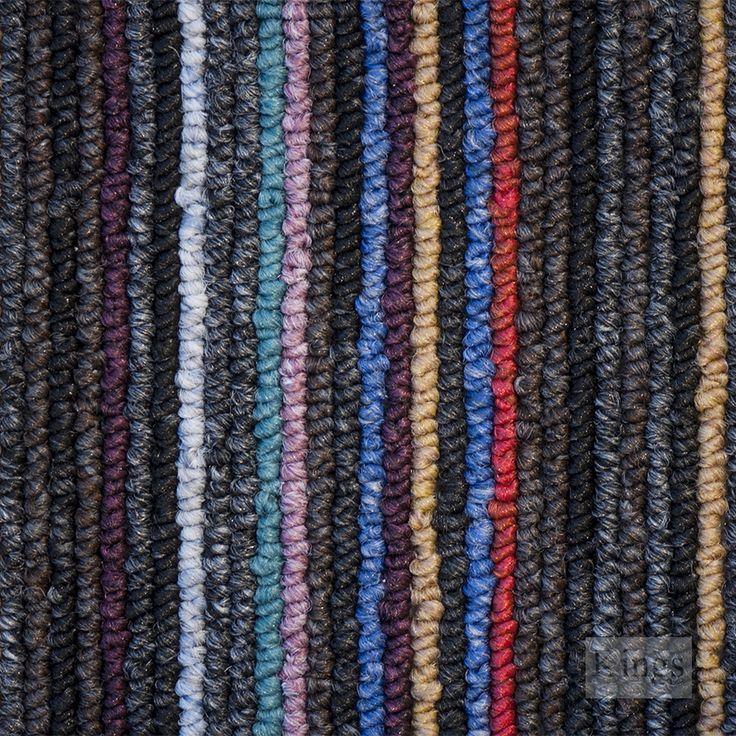 #Lifestylefloors Contemporary Design Stripe #Carpet www.kingsinteriors.co.uk/flooring/striped-carpet