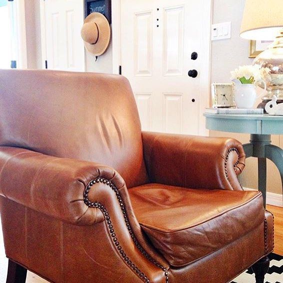 Every Home Needs A Leather Armchair Like This, Built With Sink In Comfort  And Impeccable Style. Like The Edwardian Club Chairs That Inspired It, ... Design