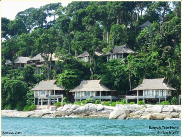 Banyan Tree Hotel, Bintan Island - Bintan, Riau