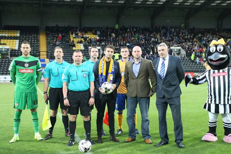 Notts County v Mansfield Town
