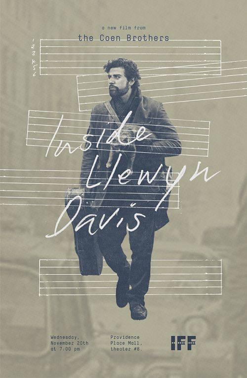 Inside Llewyn Davis -  Joel & Ethan Coen - 2013 - Oscar Isaac