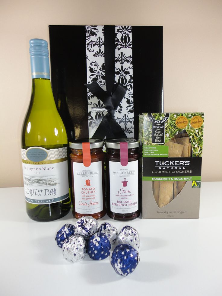 Savour the Flavours Gourmet Hamper