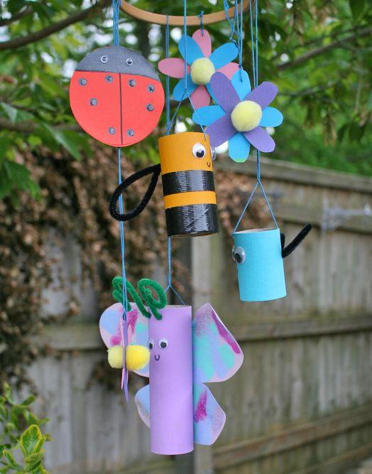 Easy Diy Outdoor Activities For Kids