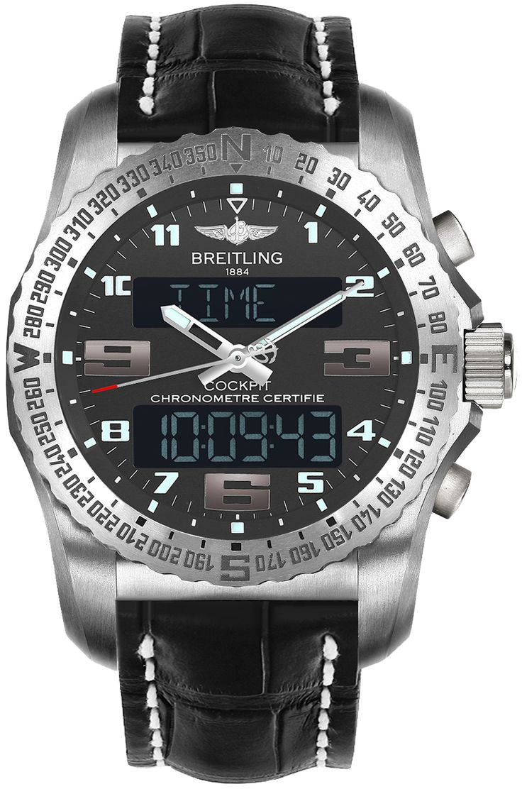 Breitling Cockpit B50 EB5010B1/M532-760P: EB5010B1|M532|760P|A20BA.1 NEW BREITLING PROFESSIONAL COCKPIT B50 MEN'S WATCH FOR SALE IN STOCK -…
