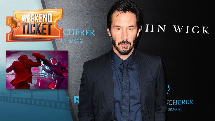 News Weekend Ticket with Keanu Reeves Which movie's right for you this weekend? Ouija? St. Vincent? John Wick? Fandango Correspondent Alicia Malone breaks them down with a little help from... http://showbizlikes.com/weekend-ticket-with-keanu-reeves/