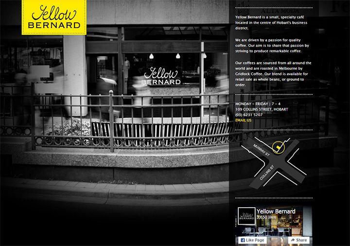 yellow bernard website