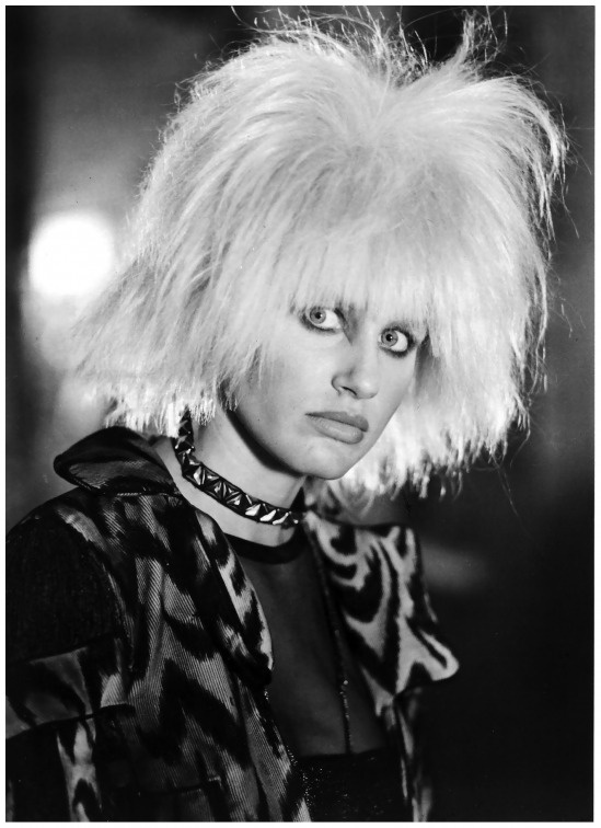 Daryl Hannah as Pris in Blade Runner Blade Runner