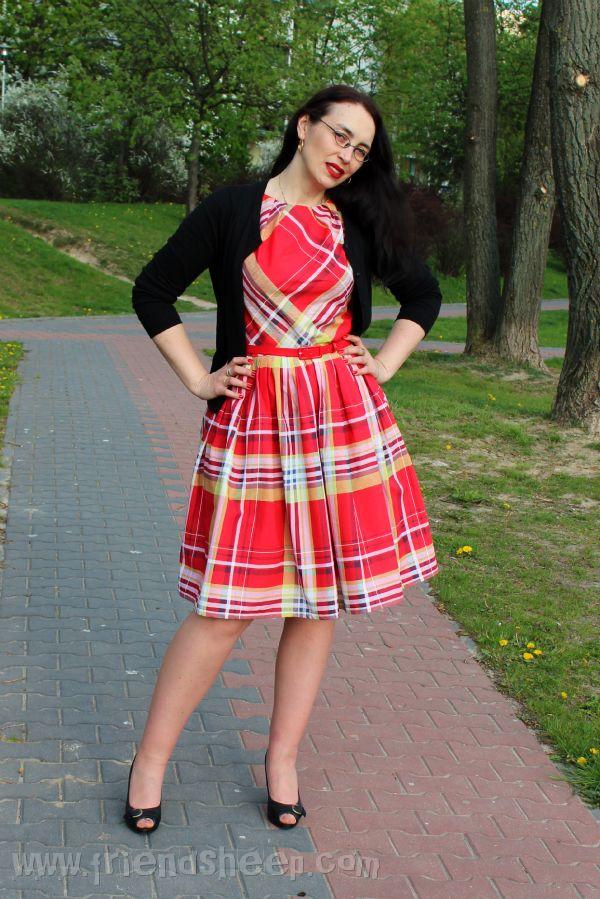 Cooler dress