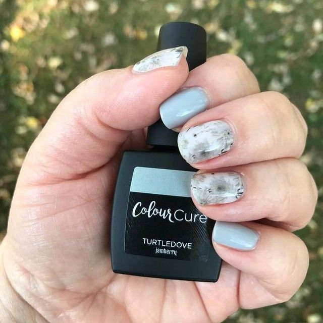 Whimsy Floral   Jamberry matte