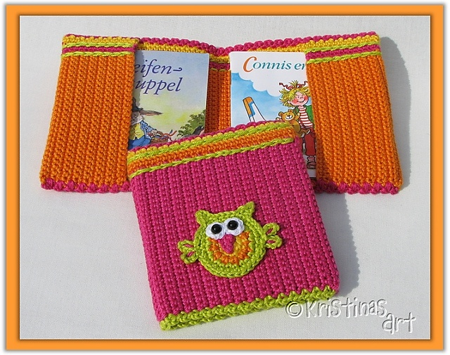Easy Crochet Bible Cover Pattern : 1000+ images about CROCHET.BIBLE, BOOK COVERS CROCHET on ...