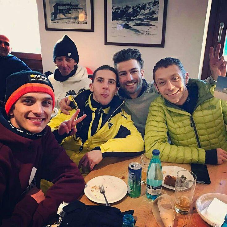 Vale, Luca Marini, Andrea Migno & Mattia Pasini