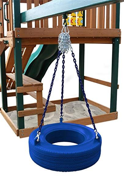 Gorilla Playsets Commercial Grade Tire Swing Review