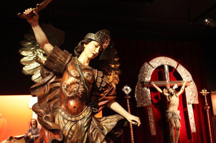 Arte Religioso en Museo de Colchagua