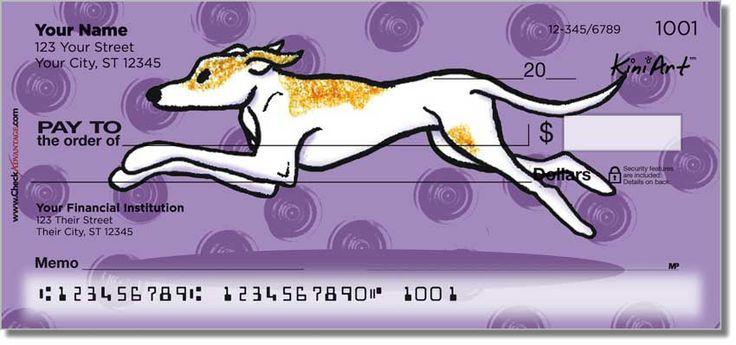 #Greyhound #dog series check from #KiniArt at #CheckAdvantage  https://www.checkadvantage.com/kiniart