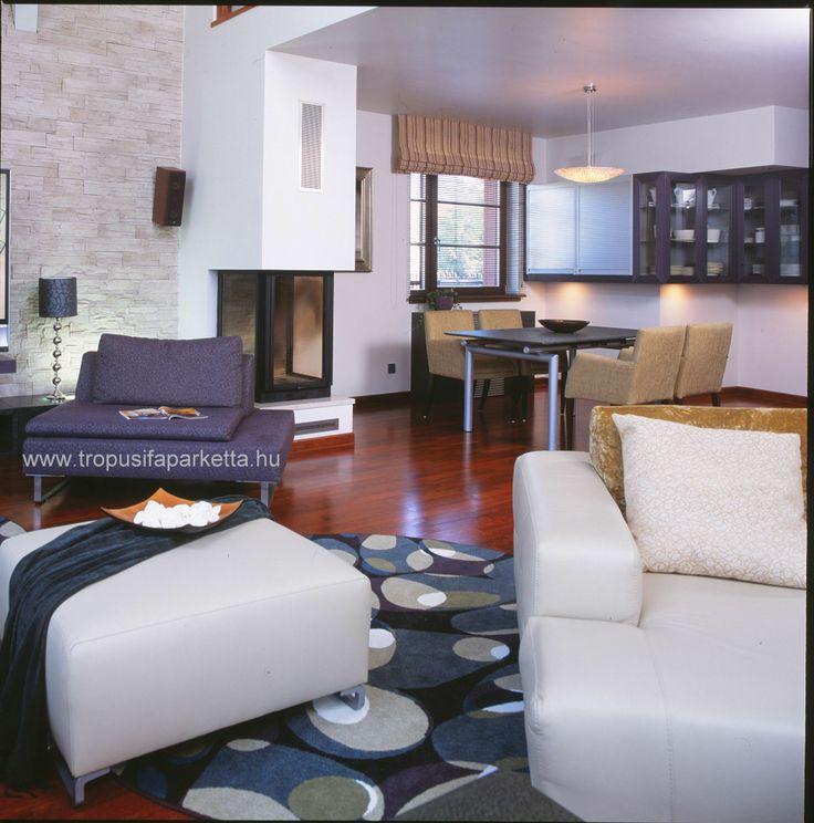 Merbau solid floor 20 best Living room
