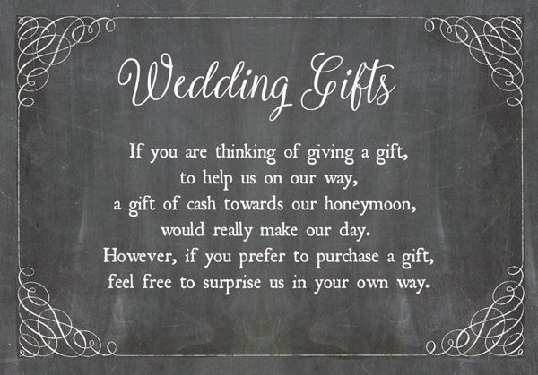 Wedding Gift Money Wording: 21 Best Monetary Gift Wording Images On Pinterest