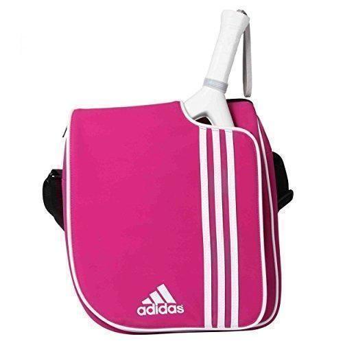 Oferta: 34.9€ Dto: -24%. Comprar Ofertas de adidas 2014 Spain - Bolsa bandolera para mujer, color rosa / blanco / negro, talla única barato. ¡Mira las ofertas!