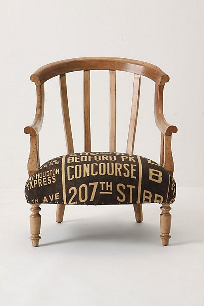 Garvey Chair #anthropologie
