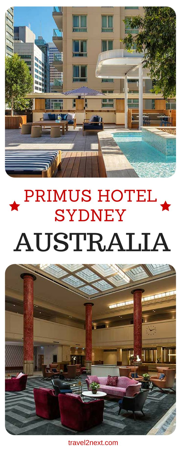 Primus Hotel Sydney – Gatsby glamour. Primus Hotel, Sydney's newest five-star hotel, is the sort of place that Jay Gatsby might like to check into.