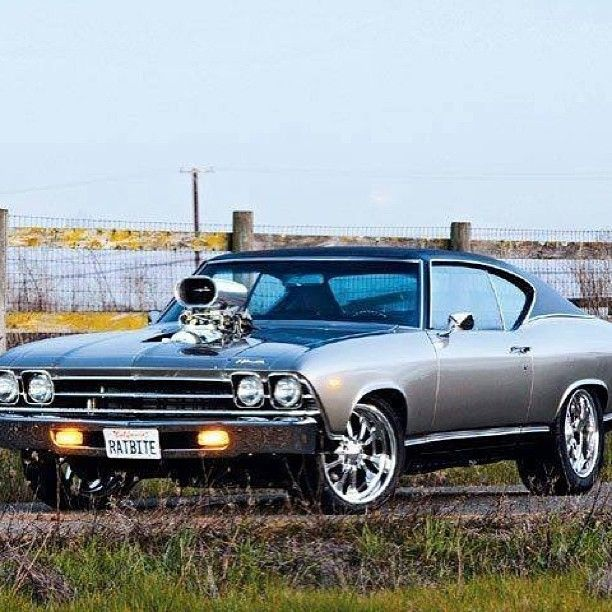 Chevrolet Chevelle SS! Custom Muffler & Brakes is proud to be one of the most reliable Auto Care Centers in the Hawthorne, CA area! If you are in need of great auto care, call (310) 973-7045 or visit our website www.mycarfixers.com for more information!