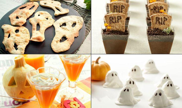 Recetas 'de miedo' para celebrar Halloween
