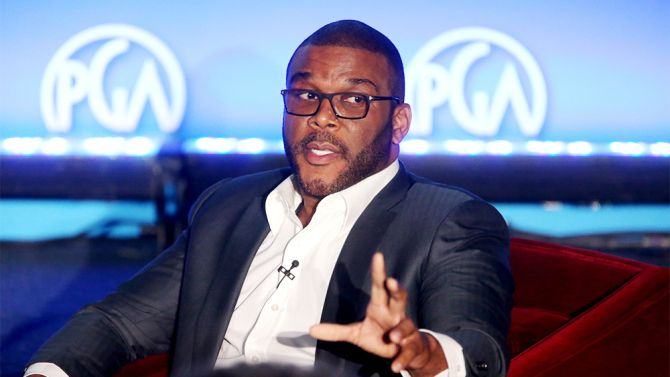 "Tyler Perry is to play the boss of a journalist stricken with autoimmune encephalitis.The lead  will be played by Chloe Grace Moretz's (replacing Dakota Fanning). The movie is based on the book by Susannah Cahalan's, "" Brain on Fire: My Month of Madness""."
