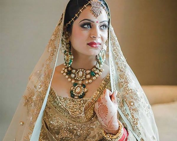 Indian Bridal Looks - Contemporary Dulhans