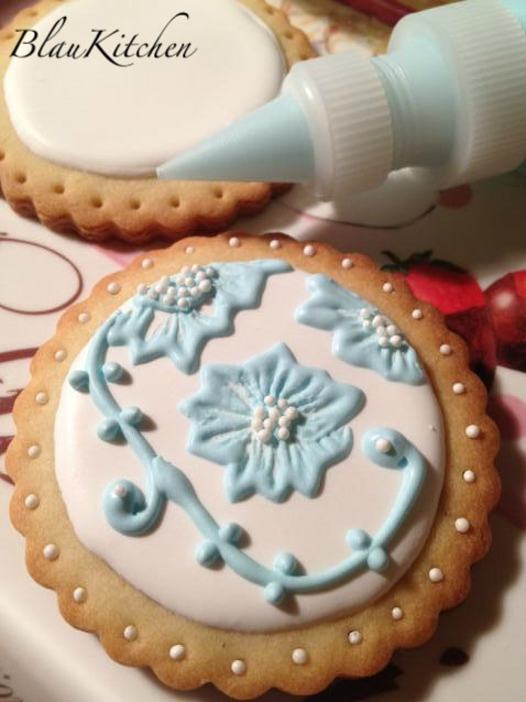 Cookies Embroidery