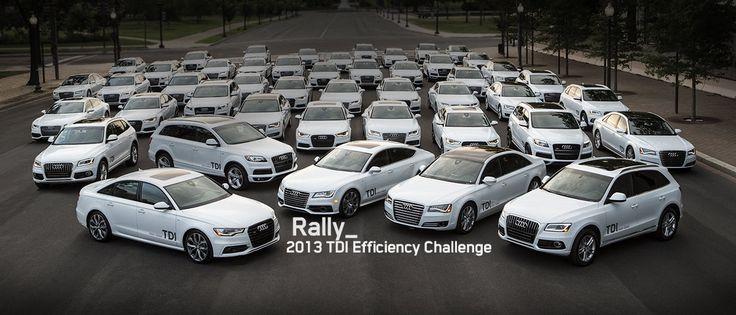 2013 TDI Efficiency Challenge: Event Report