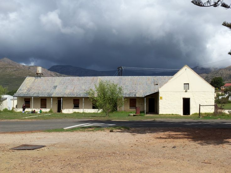 Old School, Joubertina / Twee Rivieren South Africa